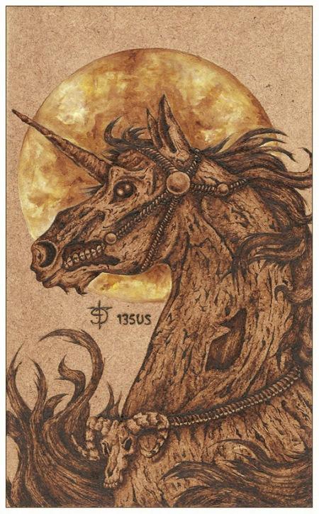 Dead_Horse_Horn_pirograbado_felixdasilva