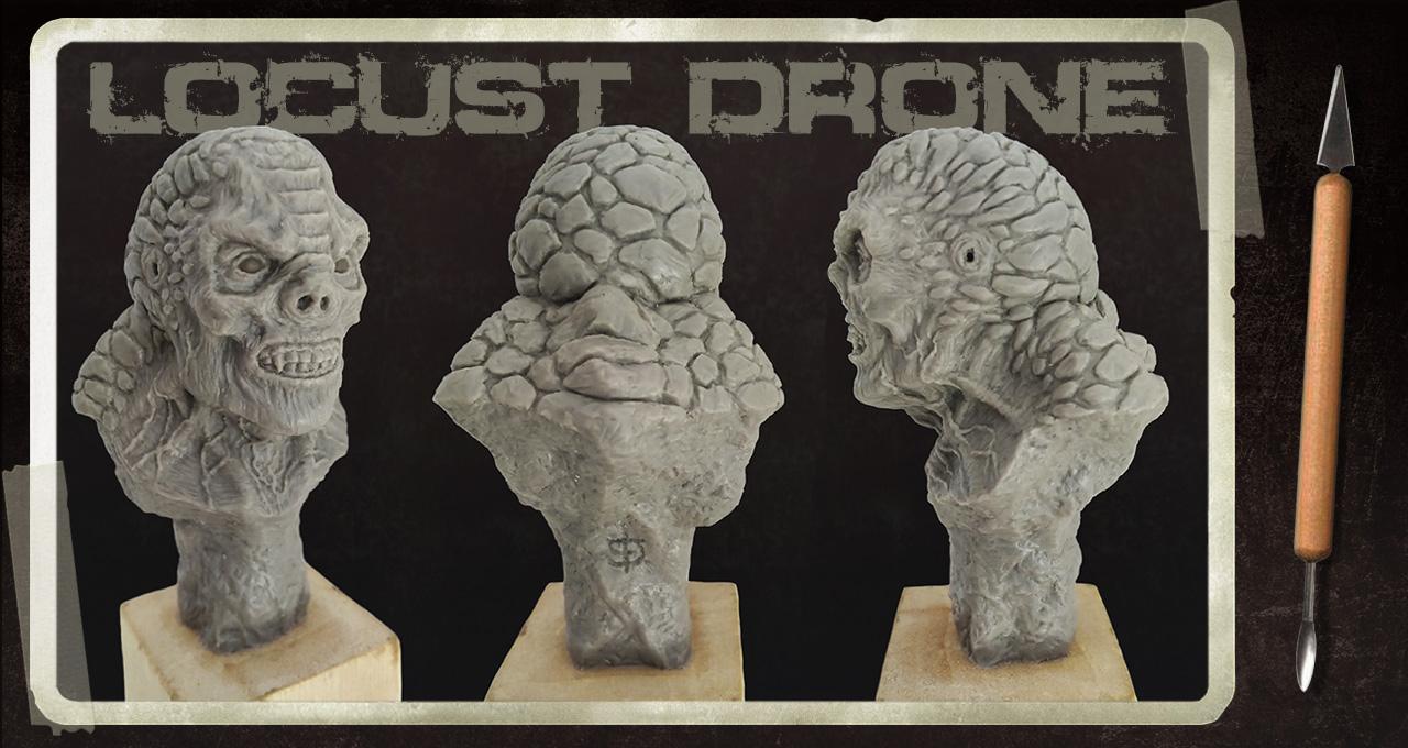 Locust Drone - Gears of War 003